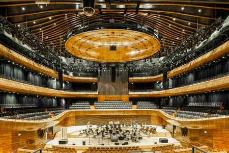 National Polish Radio Symphony Orchestra (NOSPR), Katowice, Poland   © View Pictures/REX/Shutterstock