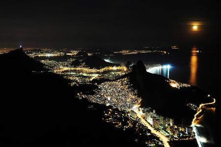 View from Gavea |© Alex MacDowell / WikiCommons