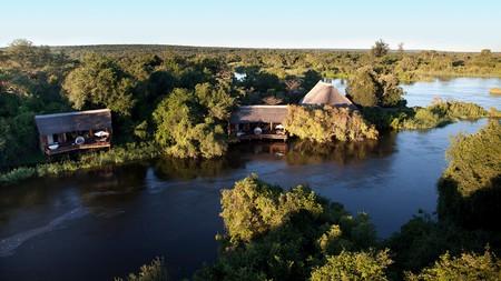 Royal Chundu Island Lodge, Zambia   © Royal Chundu