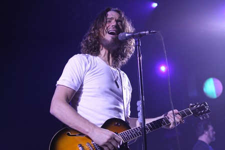 Chris Cornell had been performing with Soundgarden | © Shutterstock