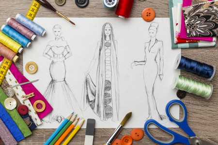 Fashion deign   ©stefanphotozemun/ Shutterstock