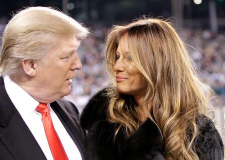 Donald and Melania Trump  | © Debby Wong/Shutterstock