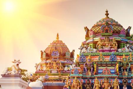 Hindu Kapaleeshwarar Temple, Chennai, South India   © Jayakumar / Shutterstock