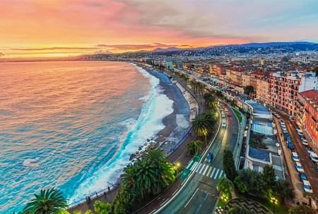 Nice has some beautiful, trendy neighbourhoods | © Fishman64/Shutterstock