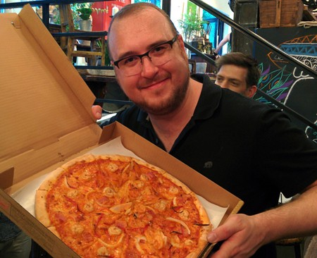 Gung Ho! is one of Beijing's most popular pizza options  | © Jim Boyce/beijingboyce.com