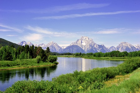 "<a href=""https://www.flickr.com/photos/evergreenkamal/4849551558/"" target=""_blank"" rel=""noopener noreferrer"">Teton Mountains | © Kamal Hamid / Flickr</a>"
