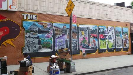Bronx street art | © Monserrat Boix / WikiCommons