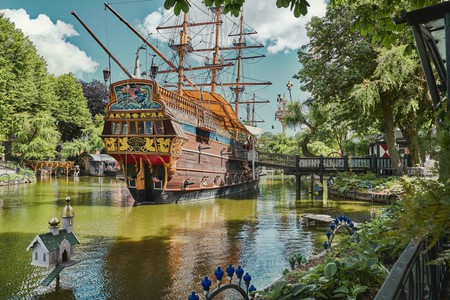 The Piratery |©  Lasse Salling / Courtesy of Tivoli Gardens