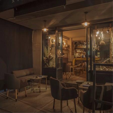 Baltra Bar, Ciudad de México