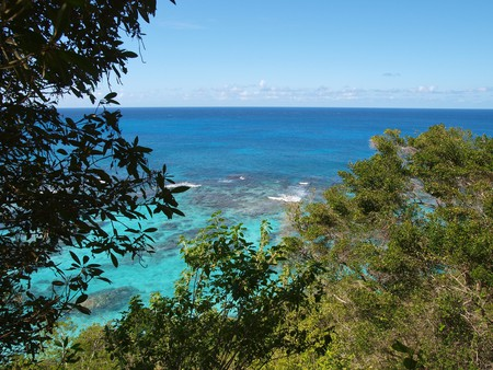 View of the sea from Isla de Mona | © Felix Lopez/ Flickr