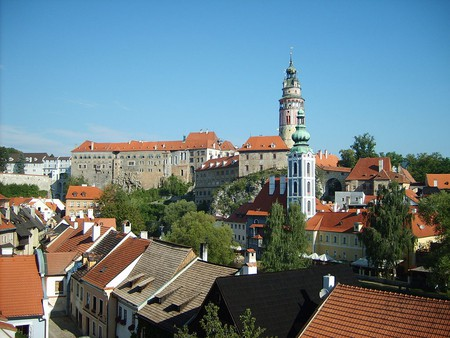 A view of the town |© Ondřej Koníček / Wikimedia Commons