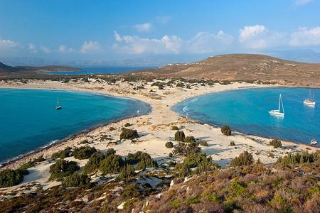 Simos beach, on Elafonissos island | © Νίκος Α. Κανελλόπουλος / WikiCommons