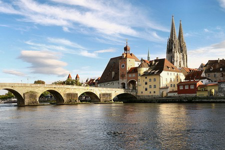 Regensburg I © Karsten Dörre/WikiCommons