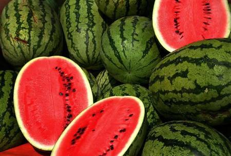 Watermelons |©Steve Evans/WikiCommons