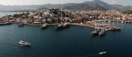 Marmaris Harbor | © Wikimedia Commons