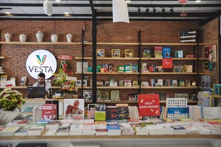 Vesta Bookstore, Vietnam