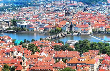 Prague is full of magical views  ©Thomas Depenbusch / Flickr