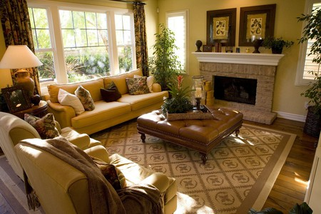 Living Room | ©  TFn Sofres/ Flickr