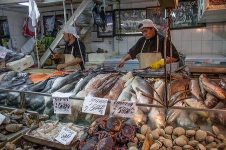 Fresh fish at the market | © CucombreLibre/Flickr