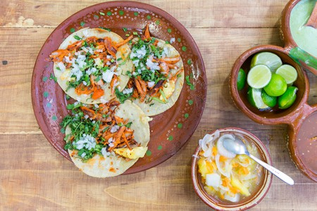 Al pastor tacos | ©City Foodsters / Flickr