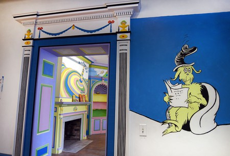 Dr. Seuss | Courtesy of Springfield Museums