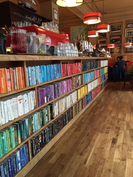 A brunch place in Reykjavik