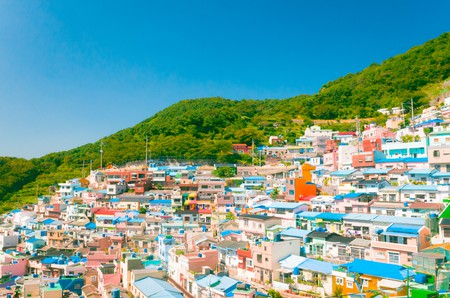 Gamcheon Culture Village in Busan | © Tony/Flickr