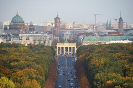 Berlin, full of trees   © mirabelka szuszu/Flickr