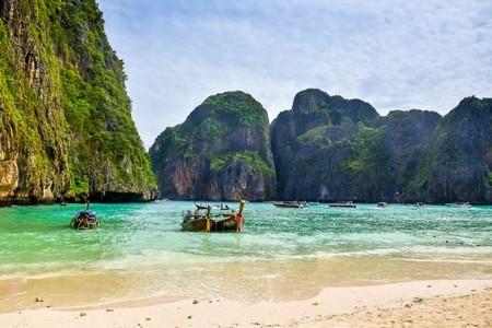 Beautiful Phi Phi Islands, Thailand | © Courtesy of PIVISO/Flickr