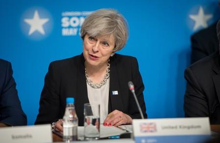 British Prime Minister Theresa May   © Jim Mattis/Flickr