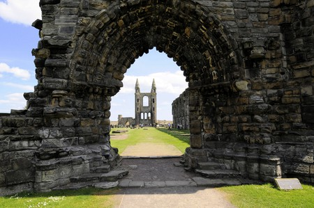 Along The Nave, St Andrews Cathedral |  © Son of Groucho/Flickr
