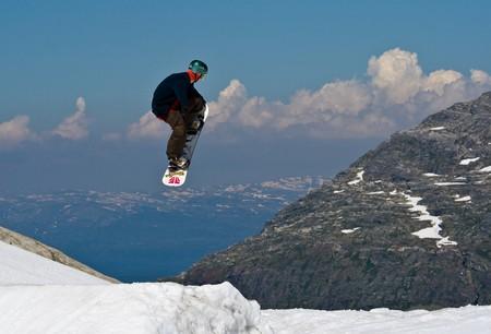 Snowboarding    © TimeOve / Flickr