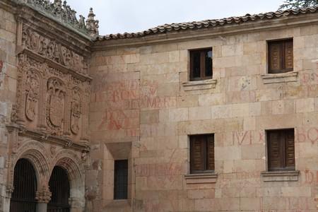 Salamanca University | © Mario Sánchez Prada / Flickr