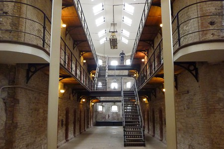 Inside Cork City Gaol | © Andrew Bowden/Flickr