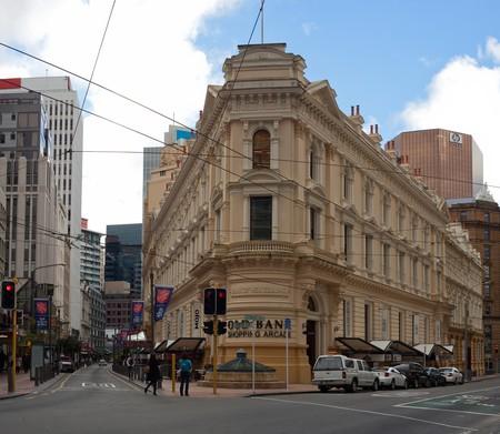 Old Bank Arcade, Wellington | © russellstreet/Flickr