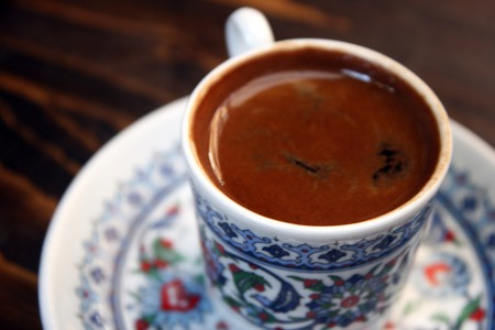 Turkish Coffee | © Quinn Dombrowski/Flickr