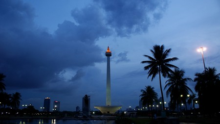 Impressive buildings in Indonesia | © Seika/Flickr