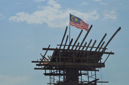 Jalur Gemilang, the Malaysian flag | (c)hick3r / Flickr <https://www.flickr.com/photos/catanaku/6057995609/in/photolist-2ZTsW8-2ZXB4y-2ZSpwU-2ZPMJZ-2ZSS9C-2ZQMsc-2ZVb4b-2ZV2EC-2ZVb4N-2ZRUG6-g8pke8-2ZTkY6-2ZSS9j-2ZUz1U-2ZV2E1-2ZVb53-2ZUz2j-2ZUz2J-2ZUz2A-g8q4Lo-g8pXzx-2ZSA89-2ZQVor-g8pdnU-2ZUz27-2ZTsL2-2ZSA7Q-g8q2Kr-2ZTcUz-2ZSdWb-2ZSZYd-2ZSA8u-2ZV2Eo-2ZXPTW-2ZT7ut-2ZSpxC-2ZXBL3-2ZXXBY-mVrPD-aejP3a-2ZY1bL-2ZXUTC-2ZTnRt-2ZTe5c-2ZT88e-2ZQVpx-2ZQVoD-2ZPZRe-2ZSZXQ-2ZSpxb>