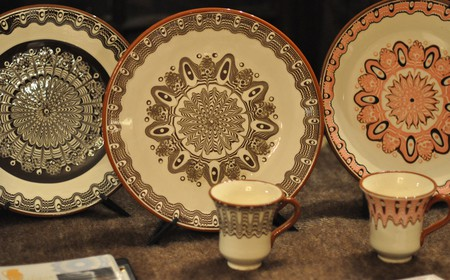Bulgarian pottery | © Veni/Flickr