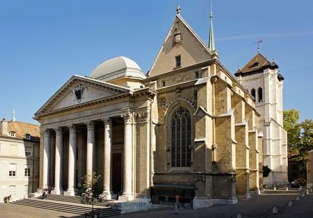 St. Pierre Cathedral   © Oleg Sidorenko/ Flickr