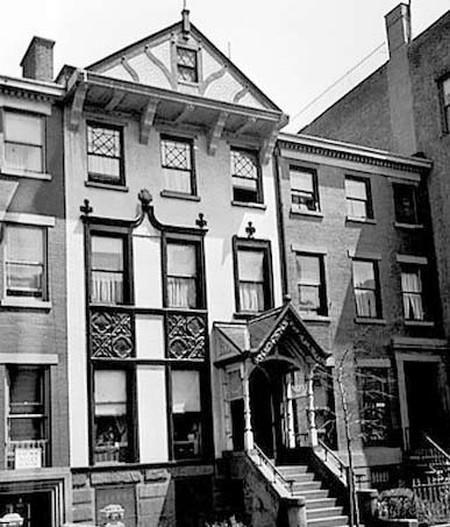 February House | New York Municipal Archives