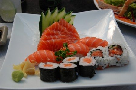 Sushi, São Paulo | collectmoments/Flickr