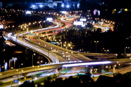 Night driving in Czech Republic |© Brad Hammonds / Flickr
