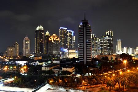 Jakarta at night | © Muhammad Rasyid Prabowo/ Flickr