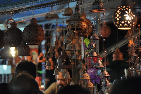 Market in Bangalore © Vipul Mathur/Flickr