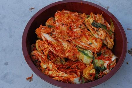 Making and sharing kimchi in Gaemi Village  | © USAG-Humphreys/Flickr