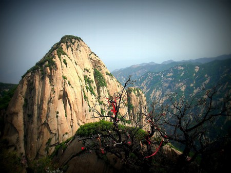 Mount Hua | © momo/Flickr