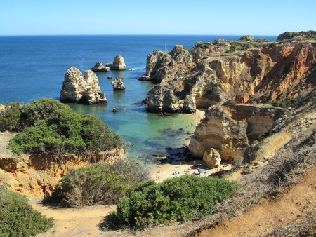 Lagos in the Algarve I © dzsoofi/Pixabay
