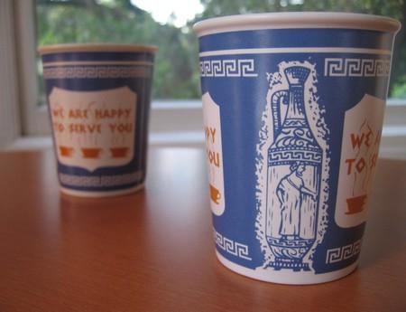 Anthora Coffee Cup | © Dan Bluestein / Flickr