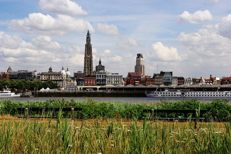 Almost every diamond in the world has traveled through Antwerp at least once.